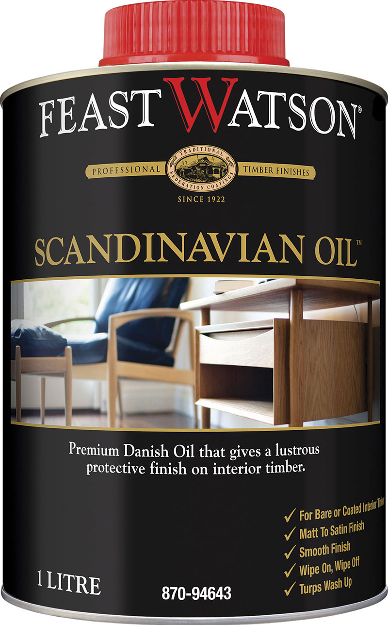 Scandinavian Oil The Timber Studio