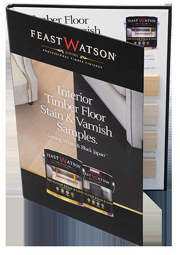 Interior Timber Floor Stain & Varnish Samples